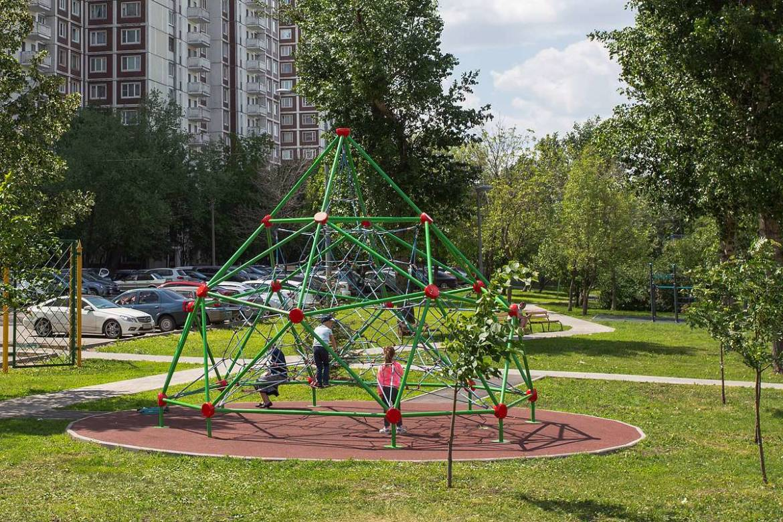 Комплекс детских игровых площадок