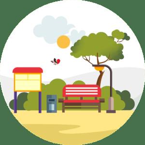 Парковое оборудование