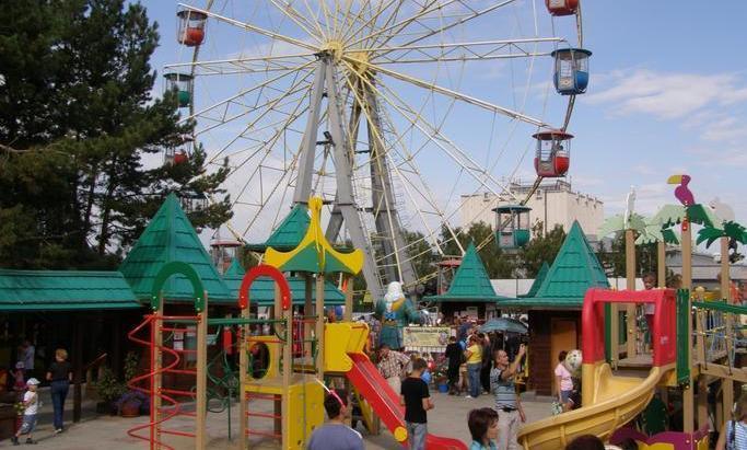 Детская площадка для ребенка: как выбрать и почему это важно?