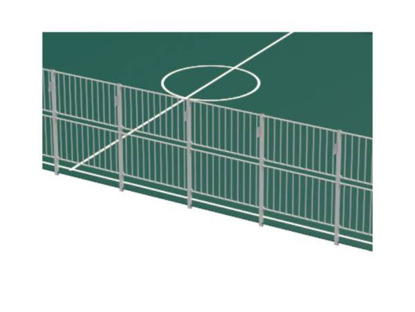 Ограждение для спортивной площадки (большой тенис) (54 пог.м.)