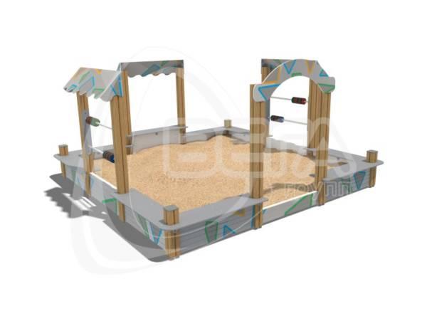 Песочный дворик «Ривьера»