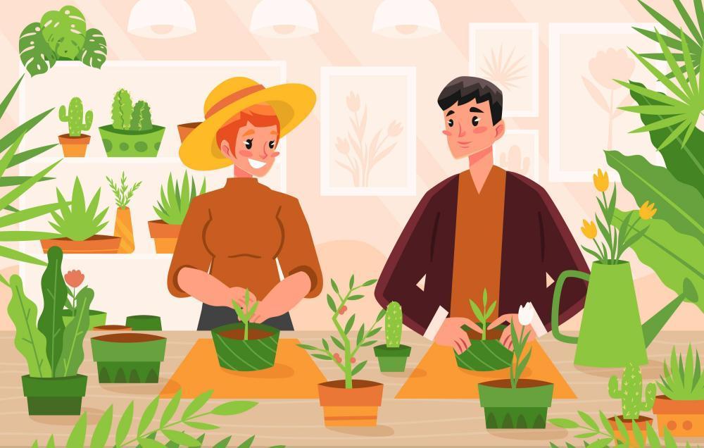 Растения для детских площадок