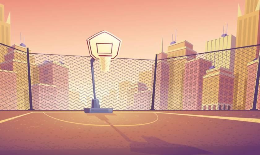 Обустройство спортивной уличной площадки