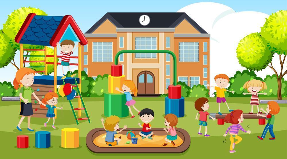 Какие опасности могут подстерегать детей на детских площадках?