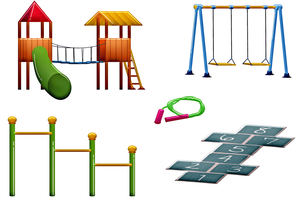 Особенности ухода за игровым оборудованием для детских площадок